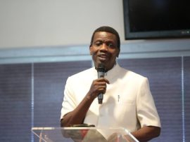 Image result for PASTOR ENOCH ADEBOYE