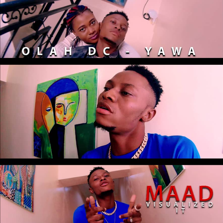 VIDEO: Olah DC – Yawa