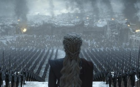DOWNLOAD VIDEO: Game of Thrones Season 8 – Episode 6 (The Iron Throne)