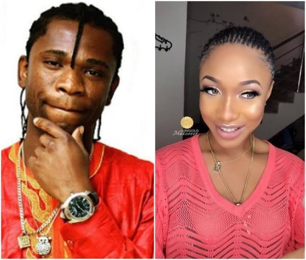 Speed Darlington celebrates Tonto Dikeh with weird birthday message