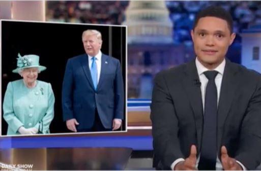 Trevor Noah rips into Donald Trump
