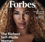Serena Williams Becomes The First Athlete To Make Forbes' Richest Self-Made Women List