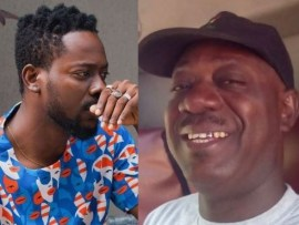 ?Sadly, I was not done making him proud? - Adekunle Gold pens emotional tribute to late dad