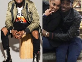 Nothing like being married to your best friend- DBanj