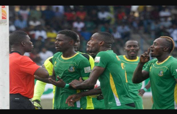 Update: NPFL fines Kano Pillars N8m, ban Captain Rabiu Ali for 12 league games over match violence at Agege Township Stadium?