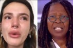 Bella Thorne Breaks Down in Tears On Instagram Over Whoopi Goldberg's Remarks To Her 'Leaked' Nude Photos