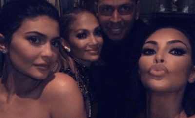 """Kylie Jenner sets the record straight after Alex Rodriguez claimed all Kylie talked about at the Met Gala was """"how rich she is"""""""