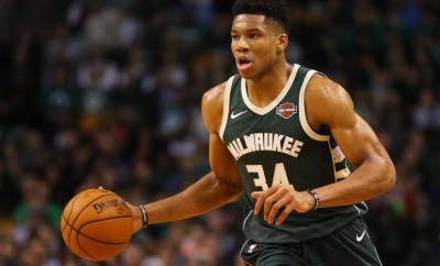 Greek-based Nigerian NBA star, Giannis Antetokounmpo who recently won MVP confirms he