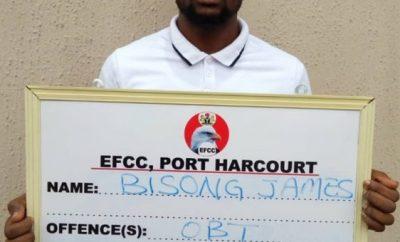 Court remands fake EFCC?s employment officer in prison