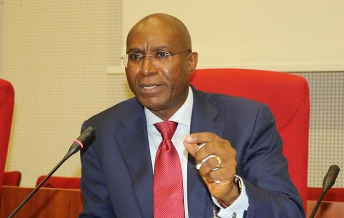 Breaking: Omo-Agege wins Deputy Senate President election