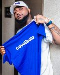 Online Travel giants Travelbeta signs Davido as first official brand ambassador