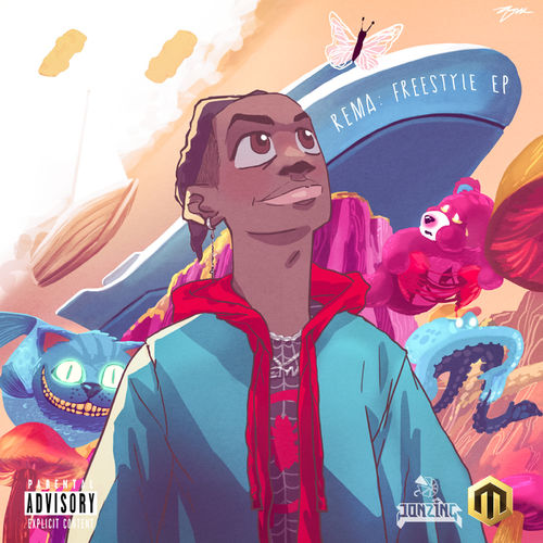 MUSIC: Rema – Trap out the Submarine