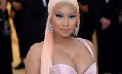 Saudi Arabia invites Nicki Minaj to?headline the Jeddah World Music Festival