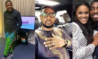 Busola Dakolo got married from my church and I knew of the rape - Pastor Yemi Davids
