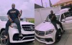 Photos: Peruzzi Buys A New Benz