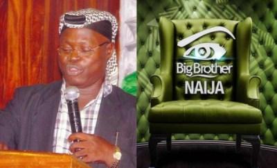 MURIC petitions Buhari to stop 2019 BBNaija reality show immediately
