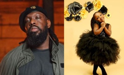 Timaya celebrates daughter on 4th birthday (photos)