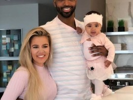Khloe Kardashian responds to claims she hates Tristan Thompson