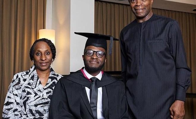 Photos: VP Yemi Osinbajo