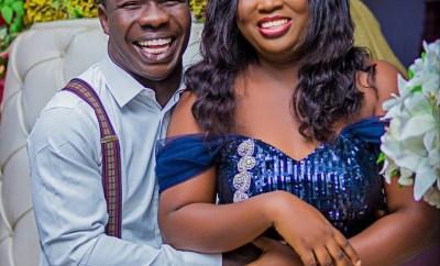 Comedian Dele Omo Woli weds his heartthrob (photos)
