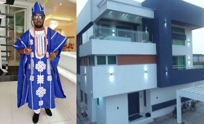 AY reveals why it is important for entertainers to show off after backlash on showing off his house