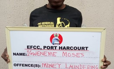 Romance Scam: 65-year-old Nigerian man arraigned for duping Swiss woman of $240, 700 with false promise of love and marriage (photo)