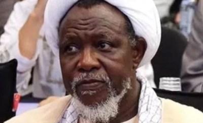 #Shiites:?Send El-Zakzaky to us for treatment - Iran tells Nigeria