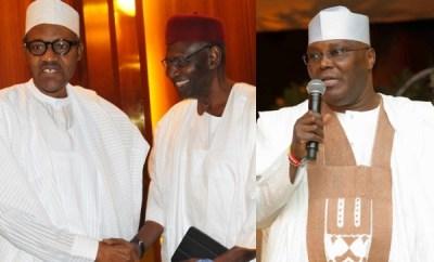 Atiku wasn?t born a Nigerian - CoS Abba Kyari