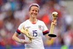 Women's World Cup: USA's Megan Rapinoe Wins Golden Boot