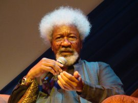 Nigeria is building a generation of illiterates ? Wole Soyinka