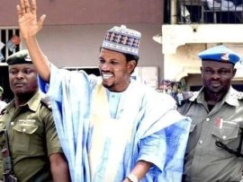 Update: IGP orders arrest of Senator Elisha Abbo for assaulting lady in an Abuja sex toy shop