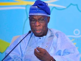 God is a Nigerian- Obasanjo