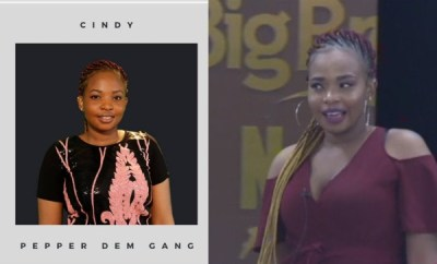 BBNaija: Meet Cindy the new housemate (video)