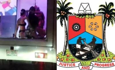 Lekki half-naked ladies: Lagos reacts, suspends advert firm