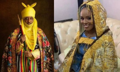 Emir Sanusi receives 4th wife, four years after wedding