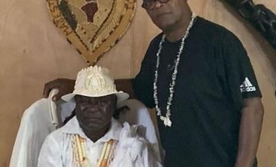 Hollywood legend,?Samuel L. Jackson traces his ancestral origin to Gabon