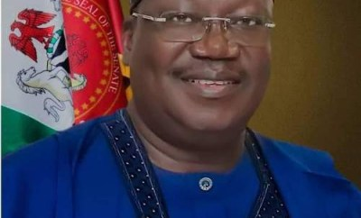 Senate President Ahmed Lawan?s office releases official portrait and how to address him