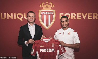 Monaco complete ?37m signing of Wissam Ben Yedder from Sevilla to partner Super Eagles star Henry Onyekuru