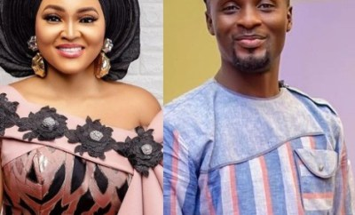 Let the past be past- Mercy Aigbe appeals to Toyin Abraham