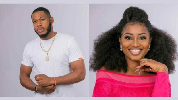 #BBNaija: Big Brother orders Frodd into the Diary room after he tried to forcefully have sex with Esther (video)
