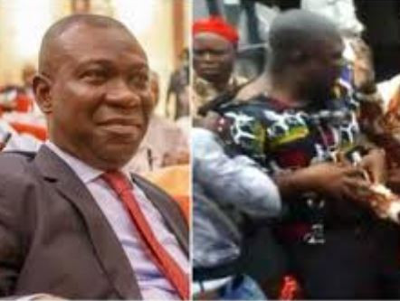?The barbaric attack on Ekweremadu is most reprehensible and should be condemned by all right-thinking Nigerians? - Senate President, Ahmad Lawan