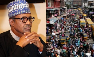 Nigeria?s population explosion is frightening - Buhari