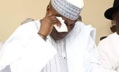 Breaking:?Supreme court strikes out Atiku and PDP?s appeal