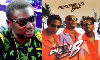 Blackface warns 2face, Faze and Ruggedman against performing Plantashun Boiz songs, serves copyright notice