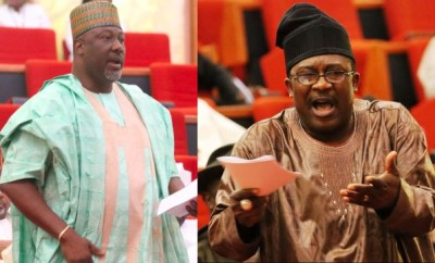 Smart Adeyemi Is ?My Political Wife? ?  Dino Melaye mocks APC