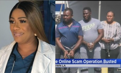 We now have to walk in the shadow of suspicion - Regina Askia reacts to arrest of 77 Nigerians by FBI for cyber fraud