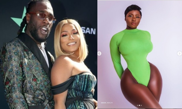 Stefflon Don denies Burna Boy dumped her for Princess Shyngle