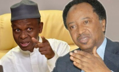 Shehu Sani now a blogger after being kicked out ? El-Rufai