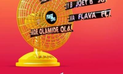 Fuse ODG – Cool Down ft. Olamide, Joey B, Kwamz & Flava