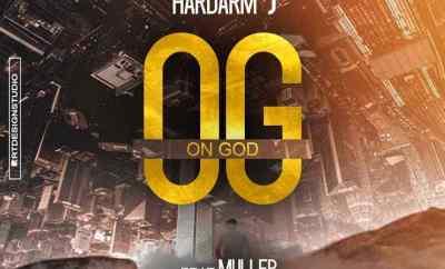 Hardarm J - On God Ft. Muller